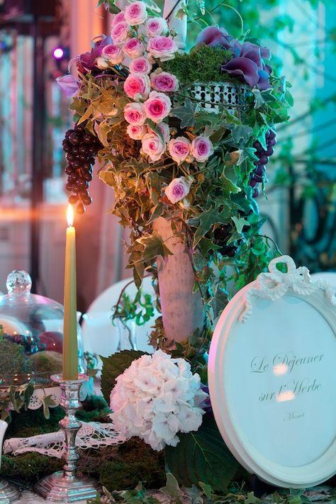 Wedding decoration in Paris / Pré Catelan - Décoration de mariage à Paris / Pré Catelan