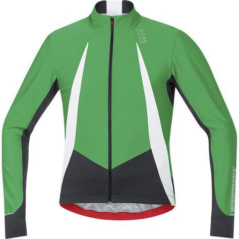 2e5702b44 Gore Bike Wear Oxygen WindStopper Long-Sleeve Jersey - Men s in 2018 ...
