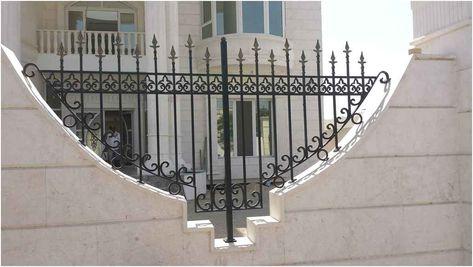 87 contoh foto baru pagar rumah minimalis unik besi #