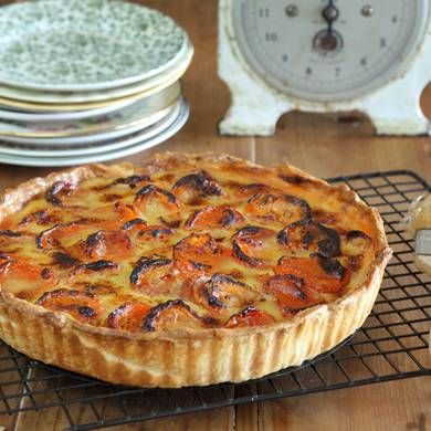 Sour Cream Pastry Recipe Maggie Beer In 2020 Sour Cream Pastry Dried Apricot Recipes Pastry