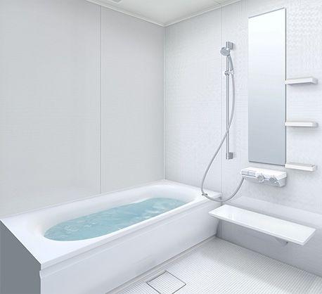 カラーシミュレーション お風呂 バス ユニットバス Totoの浴室