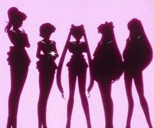 sailor moon, anime, and pink image Sailor Moon Crystal, Sailor Moons, Sailor Venus, Watch Sailor Moon, Sailor Pluto, Sailor Moon Art, Sailor Jupiter, Sailor Moon Quotes, Sailor Moon Aesthetic