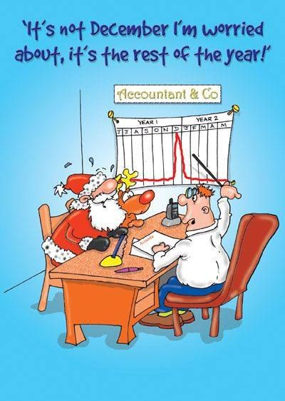 Christmas Accounting Jokes.Let Us Help You With The Whole Year Practical Taxes