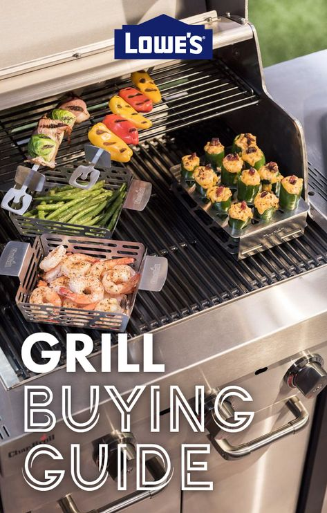 Gas, charcoal or pellet - Discover the best grill for you with our grill buying guide!