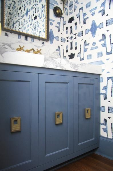 82113 Indigo Ocean Alta Wallcovering Wall Coverings White Bathroom Inspiration Shower Tile