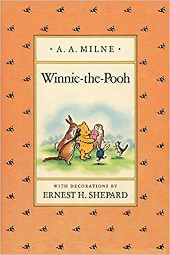 Winnie the Pooh A A Milne Kindergarten read aloud in 2019