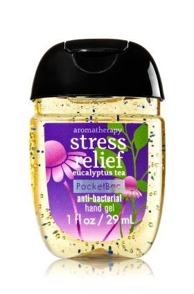 Eucalyptus Spearmint Tea Pocketbac Sanitizing Hand Gel Bath