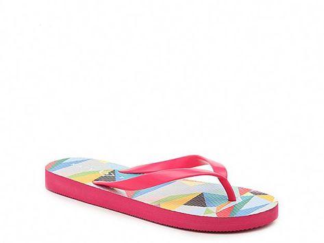 3e1d9af2402a06 Women Korinda Wedge Flip Flop -Light Pink  flipflops
