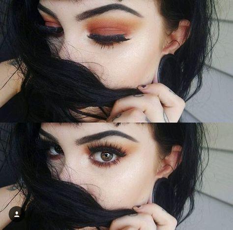Burnt Orange - Thanksgiving Beauty Ideas That Are Way Better Than a Pumpkin Spice Latte - Photos