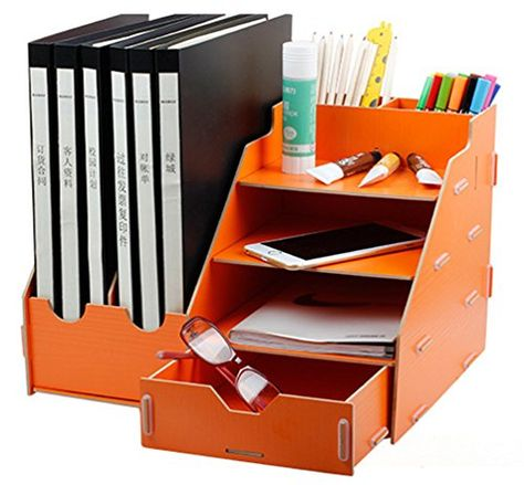Xiong Guo Desk Organiser Drawers Creative Office Desk Storage Boxes File Holder Stand (Orange) Xiong Guo http://www.amazon.co.uk/dp/B0146G0C7Y/ref=cm_sw_r_pi_dp_8vpgwb17Z0BKD
