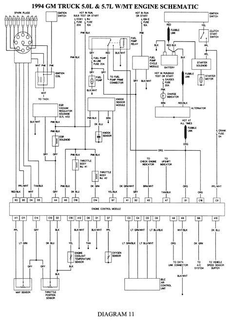 0996b43f80231a10 To 1994 Chevy Silverado Wiring Diagram in