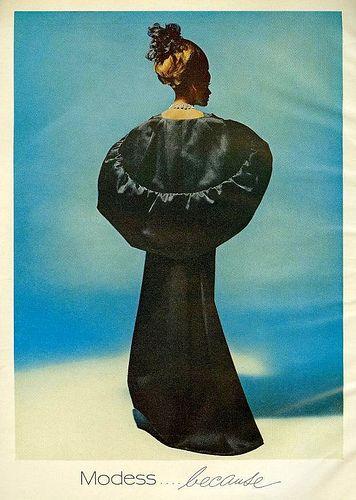Modess Ad 1966