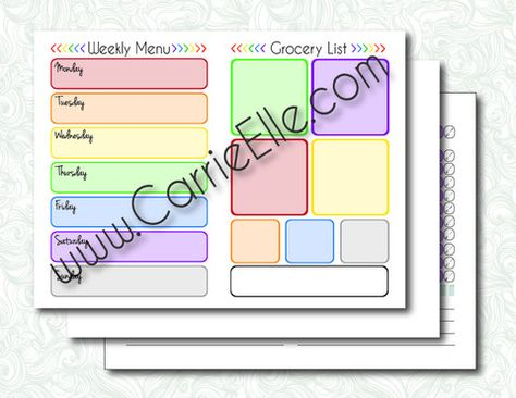 printable tracking pages for the 21 day fix digital download