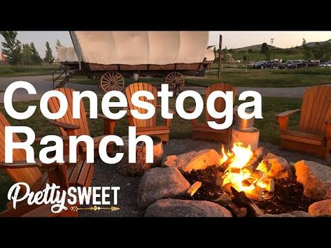 We Loved Glamping At The Conestoga Ranch Resort In Garden City