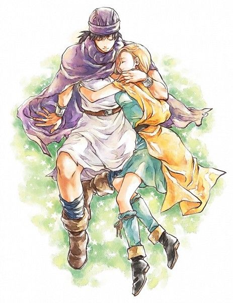 11 best dragon quest images on pinterest dragon quest hero dragon quest v bianca dragon quest v aloadofball Choice Image