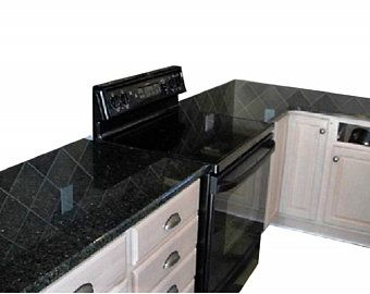 Ezfauxdecor Marble Self Adhesive Granite Kitchen Countertop