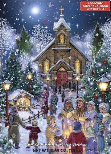 Christmas Eve 2020 Vt Christmas Eve Chocolate Advent Calendar, Chocolate Advent