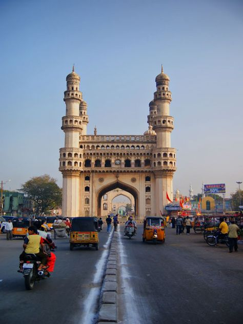 Once governed by the Nizams of India, #Hyderabad is a fascinating place to visit - elaborate palaces, grand architecture and intriguing monuments, including the Qutub Shahi tombs, Chowmahalla Palace and Golconda Fort, and is the gateway to the ancient sites of the Deccan era.