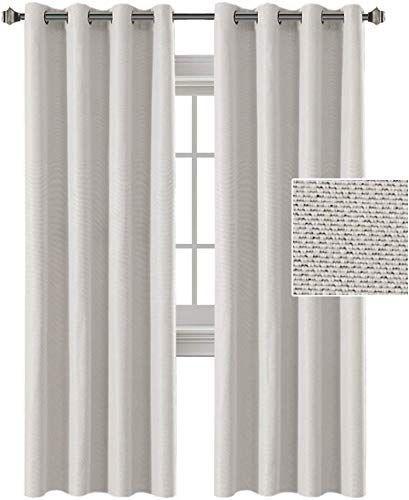 Amazing Offer On H Versailtex Linen Blackout Curtains 84 Inches Long Room Darkening Heavy Dut In 2020 Living Room Drapes Curtains And Draperies Linen Blackout Curtains
