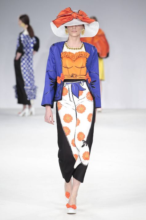 University Of Central Lancashire Spring/Summer 2015 Ready-To-Wear Collection Simon Armstrong