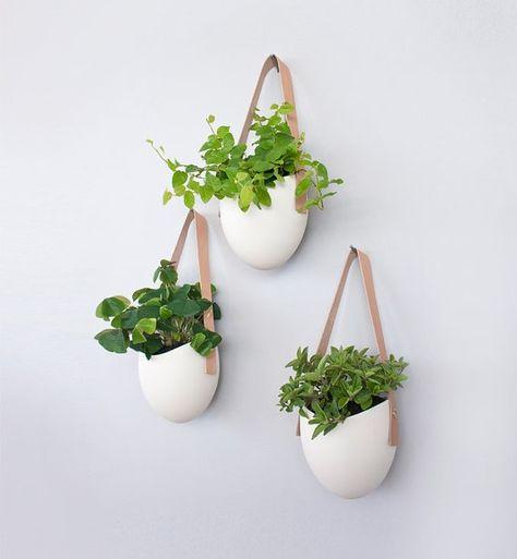 10 Jardinieres Suspendues Pots De Fleurs A Suspendre