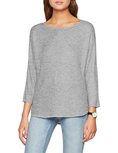 Tom Tailor Casual Basic Langarm Pullover Pull Femme