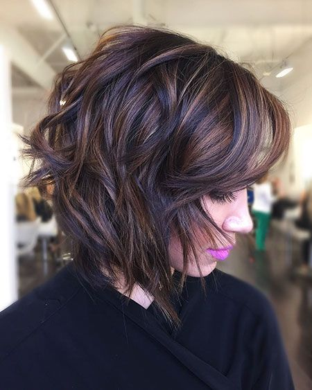 Short Hairstyles 2018 Short Hair Styles Hair Styles Short Layered Bob Hairstyles
