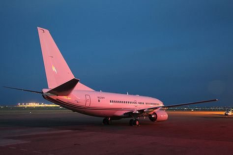 Find images and videos about pink, plane and airplane on We Heart It - the app to get lost in what you love.