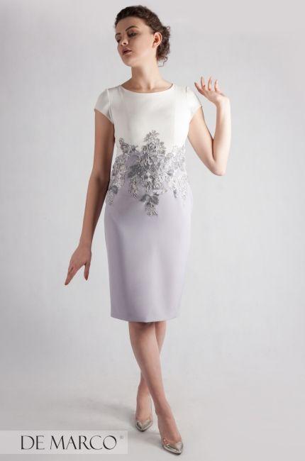 Sukienka Na Wesele Dla Mamy Pana Mlodego Czy Pani Mlodej Luxury Outfits Style Office Outfits