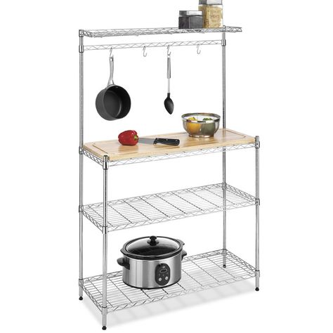Look What I Found On Wayfair Kitchen Shelving Units Modern