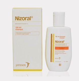 فارما ميد Nizoral Shampoo شامبو نيزورال Shampoo Shampoo Bottle Personal Care