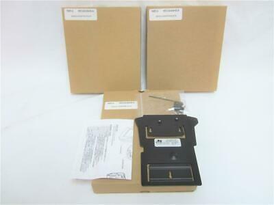 Lot of 3x ENS 367-2304-E MX915 Adapter Plates MET132-010-01-A