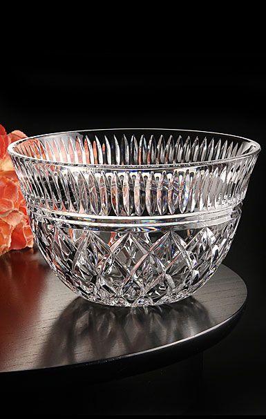 Waterford Crystal Eastbridge 8 Crystal Bowl Crystal Bowls Waterford Crystal Bowl