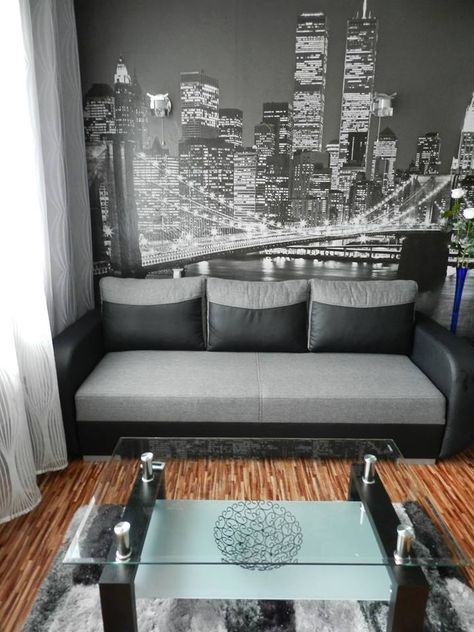 New York Wallpaper Fot Aneta Franek New York Bedroom Nyc