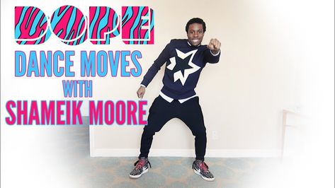Shameik Moore of 'Dope' Breaks Down 4 Cool Dance Moves