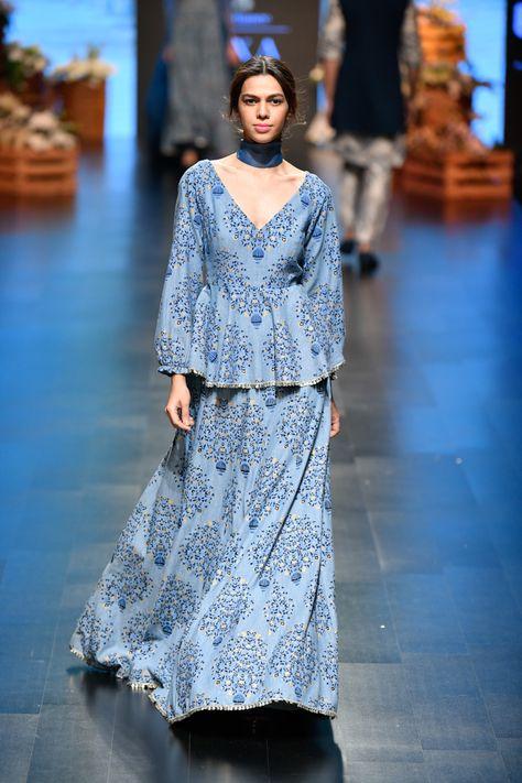 SVA by Sonam & Paras Modi at Lakmé Fashion Week summer/resort 2019 - TheTellMeWhy