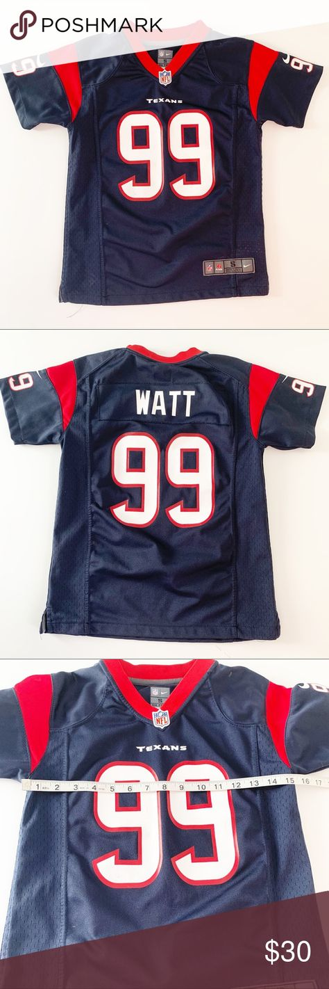 bedazzled texans jersey