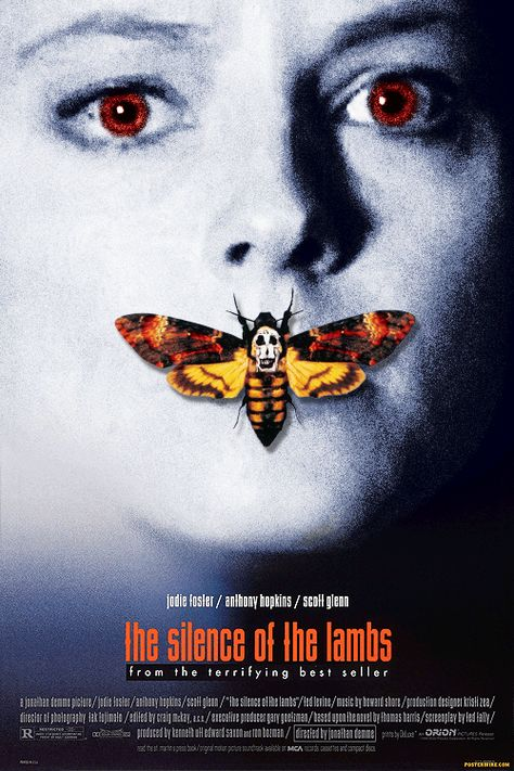 MPG: HMC - Day 12 - The Silence of the Lambs by Loupii on DeviantArt