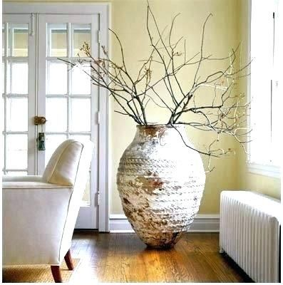 Image Result For Tall Decorative Branches Large Floor Vase