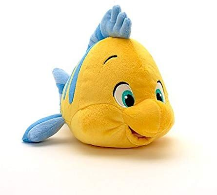 "New Disney The Little Mermaid 10/"" princess Ariel Plush Toy Cute"