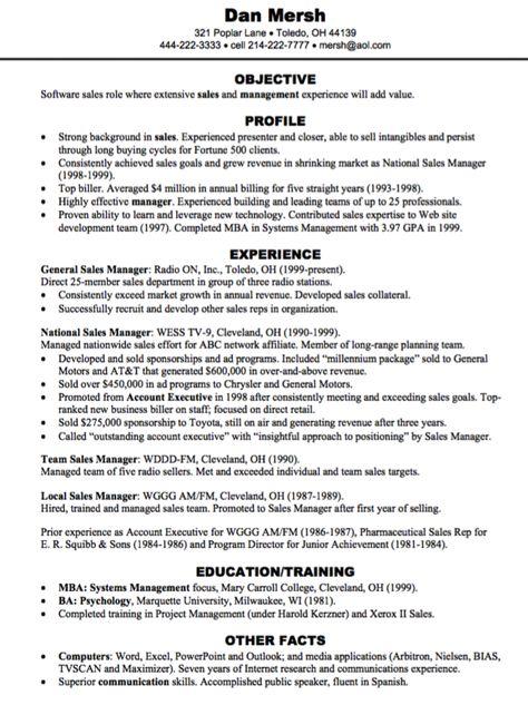 sales management resume samples  httpexampleresumecv