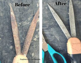 Remove Rust From Garden Tools How To