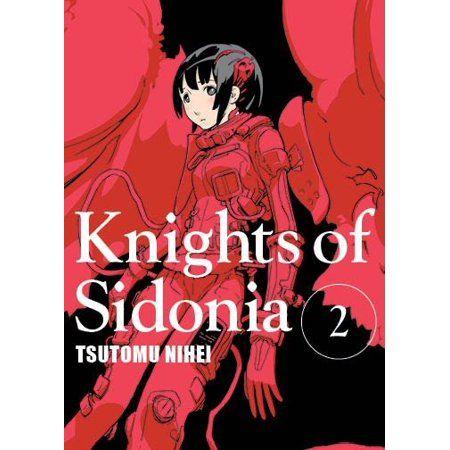 Knights of Sidonia volume 2