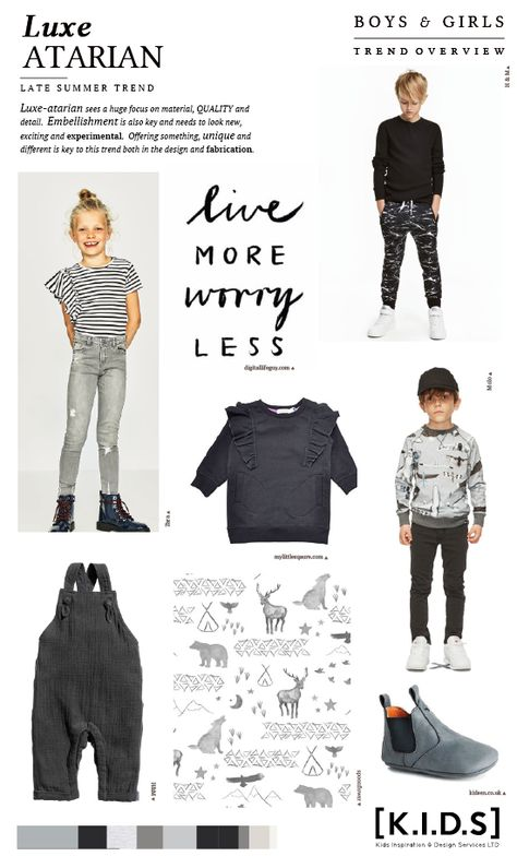Vogue Tendencies For Child's Winter Clothes