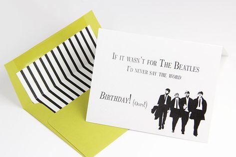 Happy Birthday Usa 8 Offbeat Birthday Cards For July Birthday Cards Free Printable Cards Beatles Birthday