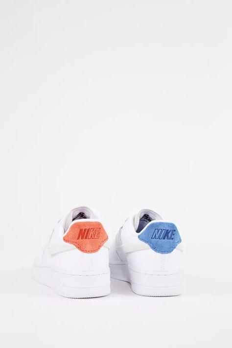 Sneaker 'Air Force 1 '07 LX' Blue/Orange | Blau, Sneaker ...