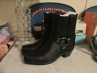 9e89048c4cf eBay Advertisement) Frye Harness 8R Leather Harness Boot Women's SZ ...