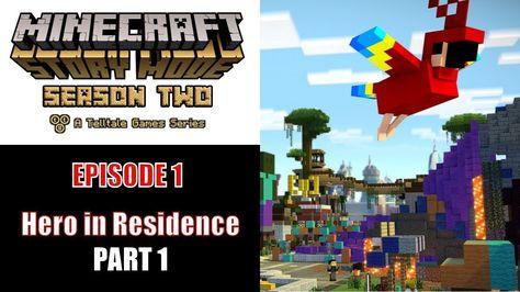 Minecraft Story Mode Season 2 Episode 1 Videogames Telltale