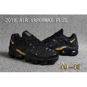 Nike Air VaporMax Plus KPU Black Golden Where To Buy, Price