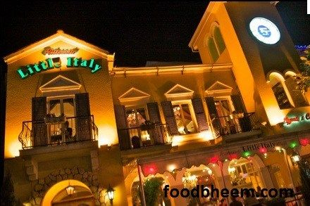 Little Italy Hitech City Little Italy Casual Dining Restaurant Italy